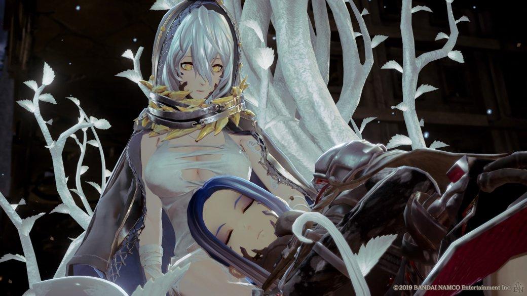 Впечатления отбеты Code Vein— «анимешная Dark Souls», превью Code Vein | Канобу