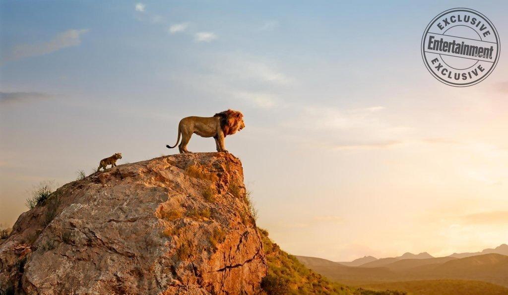 Очень графонистые животные нановых кадрах фильма «Король Лев»   Канобу - Изображение 173