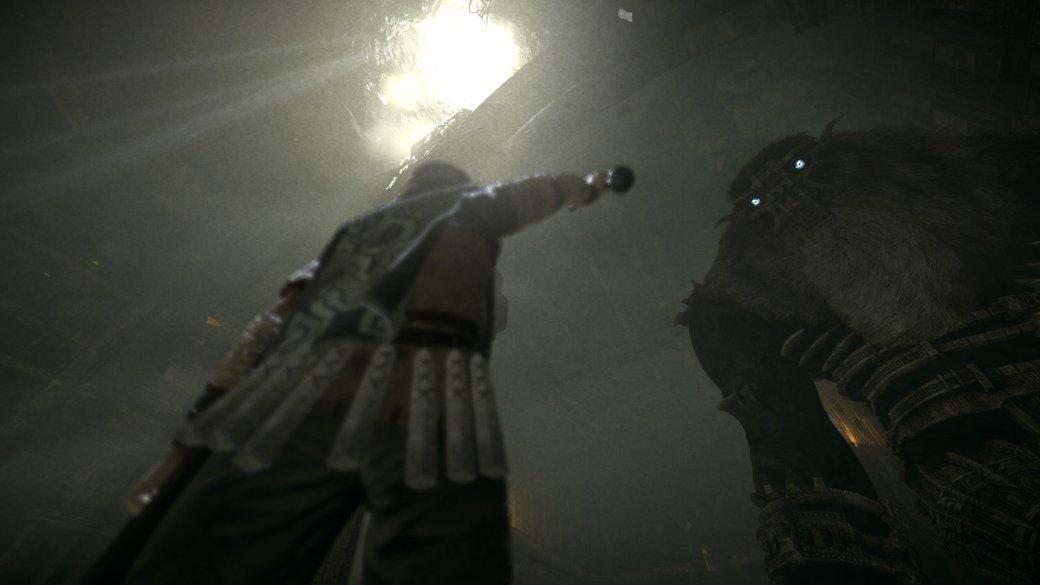 20 изумительных скриншотов Shadow of the Colossus для PS4. - Изображение 5
