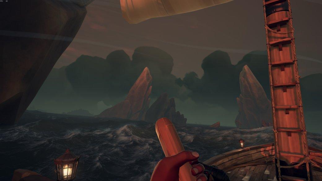 20 изумительных скриншотов Sea ofThieves. - Изображение 5