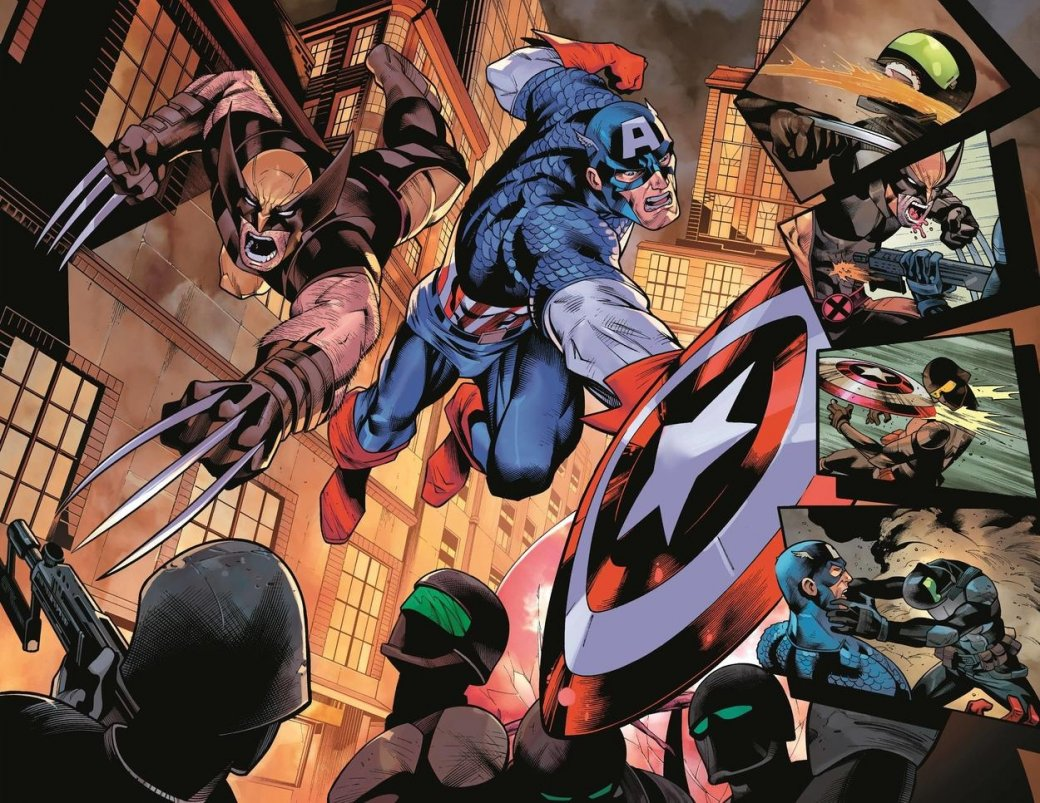Как связаны Росомаха, Капитан Америка иФантомекс? Marvel тизерит новых участников Оружия Плюс  | Канобу - Изображение 5520