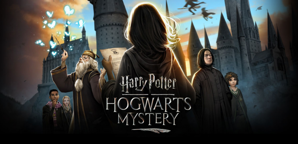 Harry Potter: Hogwarts Mystery — дневник первокурсника. Мобильная игра по мотивам «Гарри Поттера» | Канобу