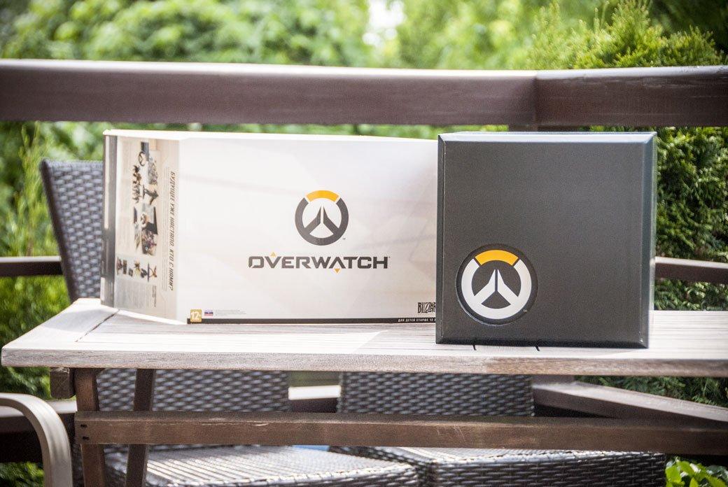 Распаковка коллекционного издания Overwatch | Канобу - Изображение 1424