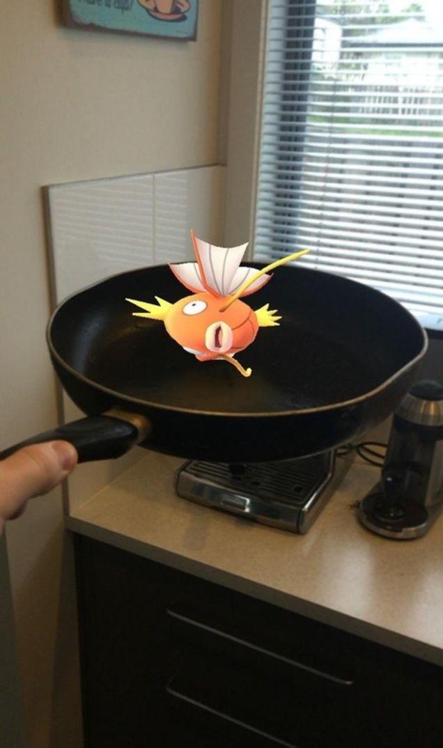 Pokemon Go запустили в США: релизный трейлер и самые смешные скриншоты | Канобу - Изображение 812
