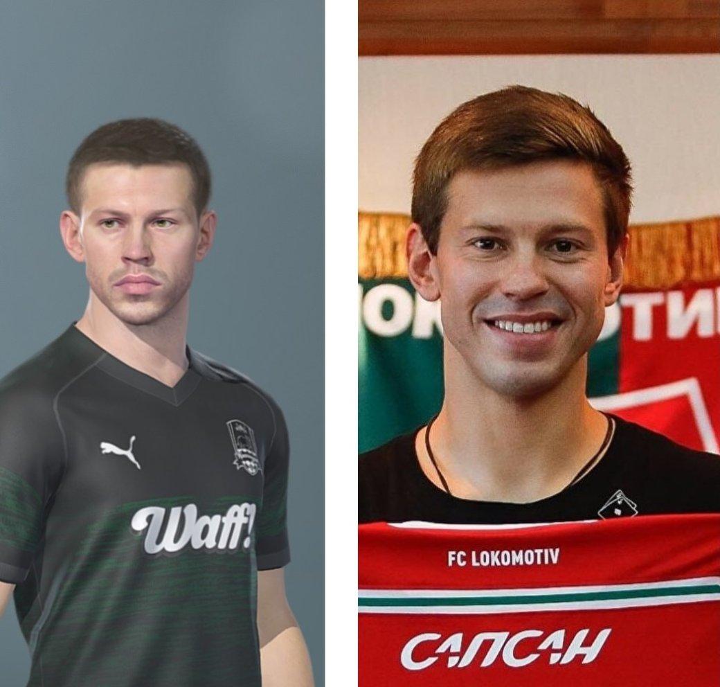 Лучшие игроки в PES 2019: сравнение реальных и виртуальных футболистов | Канобу - Изображение 14