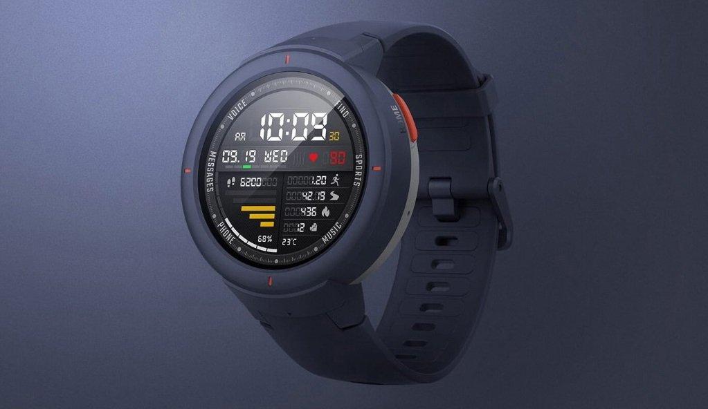 Вышли Huami Amazfit Verge2: новые смарт-часы откомпании производителя MiBand4   Канобу - Изображение 1