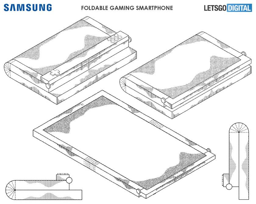 Samsung работает над складным игровым смартфоном | Канобу - Изображение 7113