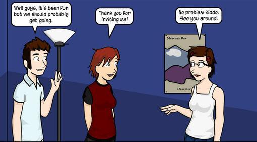 Комиксы: Questionable Content   Канобу - Изображение 9845
