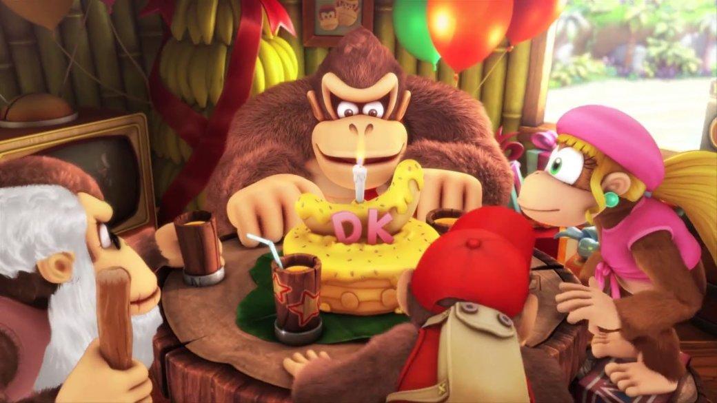 Donkey Kong Country: Tropical Freeze наSwitch —несовершенный, ноочень качественный платформер. - Изображение 1