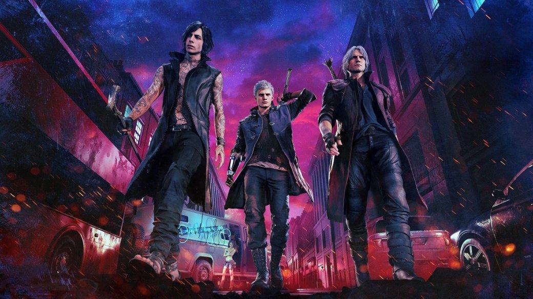 Обзор Devil May Cry 5 - рецензия на игру Devil May Cry 5 | Рецензии | Канобу