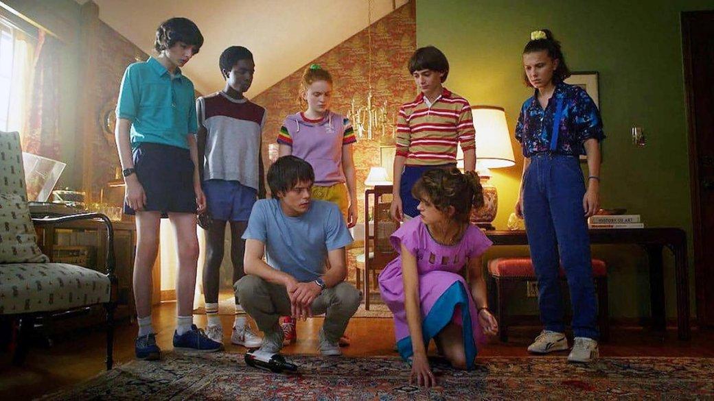 """Рецензия (обзор) на 3 сезон сериала """"Очень странные дела"""" (Stranger Things) от Netflix   Канобу - Изображение 0"""