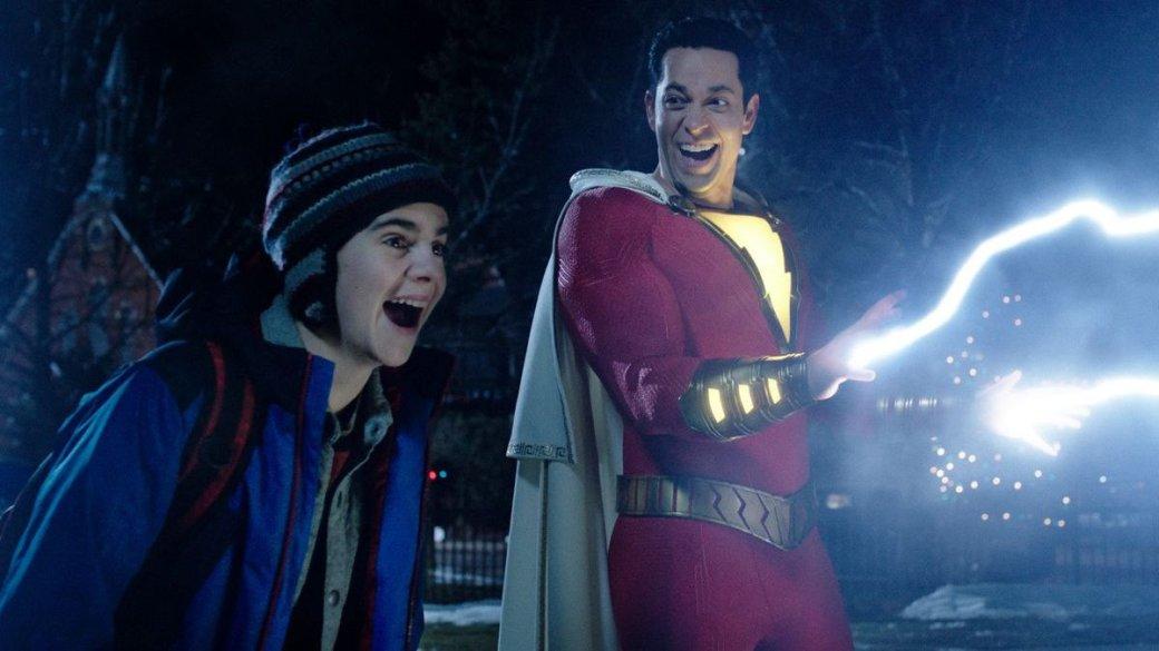 Руководство Warner Bros. хочет снять сиквел «Шазама» как можно скорее— анетодети-актеры вырастут | Канобу - Изображение 1