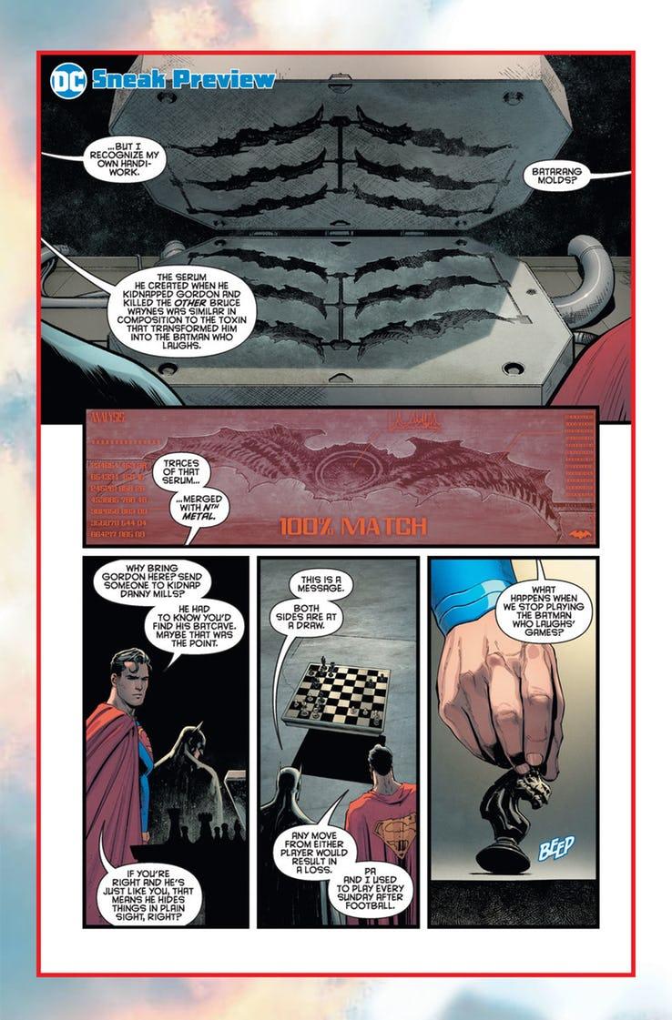 Вновом комиксе оБэтмене иСупермене представят Шазама-Джокера— Билли Бэтсона, зараженного вирусом | Канобу - Изображение 288