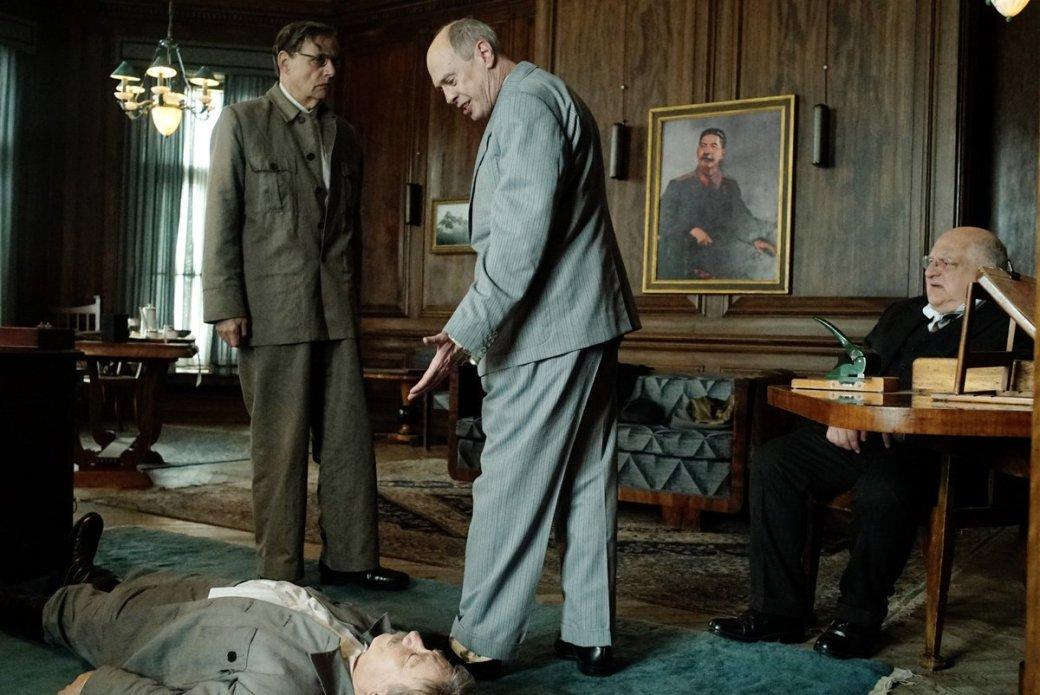 Почему отмена «Смерти Сталина»— это куда большее «унижение россиян», чем сам фильм. - Изображение 1