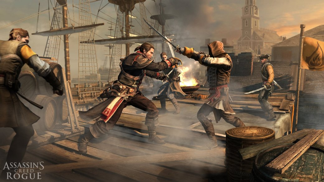 Assassin's Creed Rogue. Зло у порога   Канобу - Изображение 5