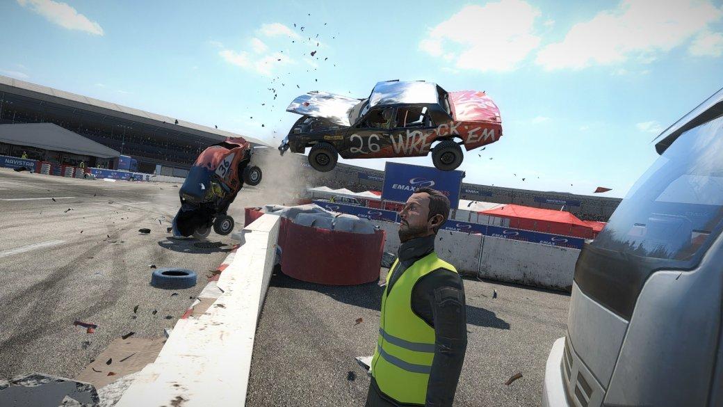 Рецензия на Wreckfest, новую игру авторов FlatOut и FlatOut 2, гонку, где можно разбивать машины | Канобу - Изображение 4