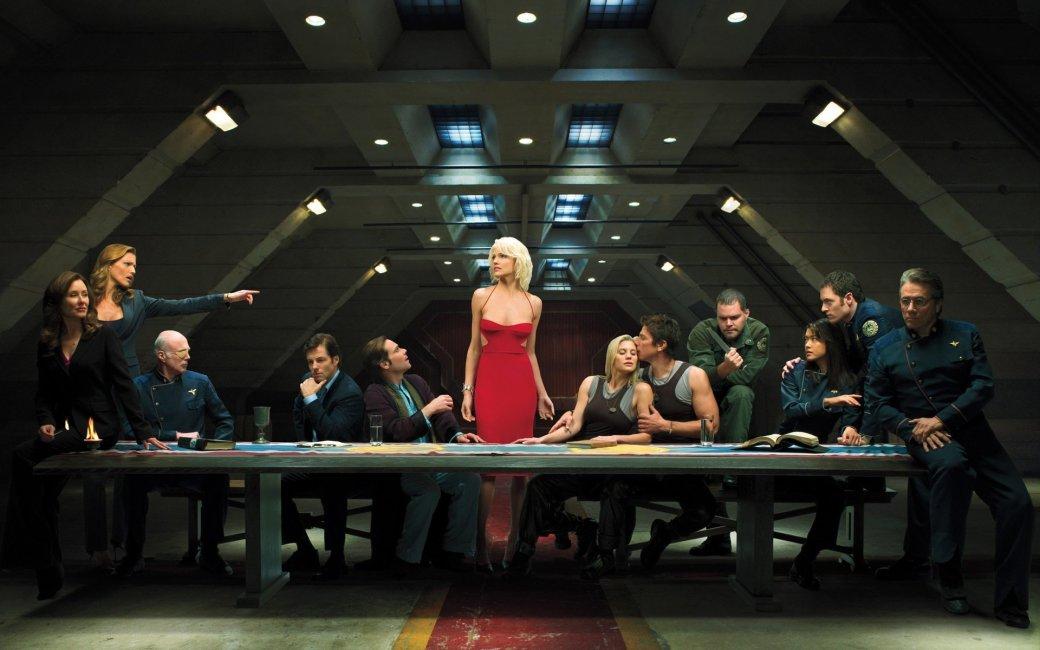 Режиссер «Голодных игр» поставит фильм по сериалу Battlestar Galactica | Канобу - Изображение 927