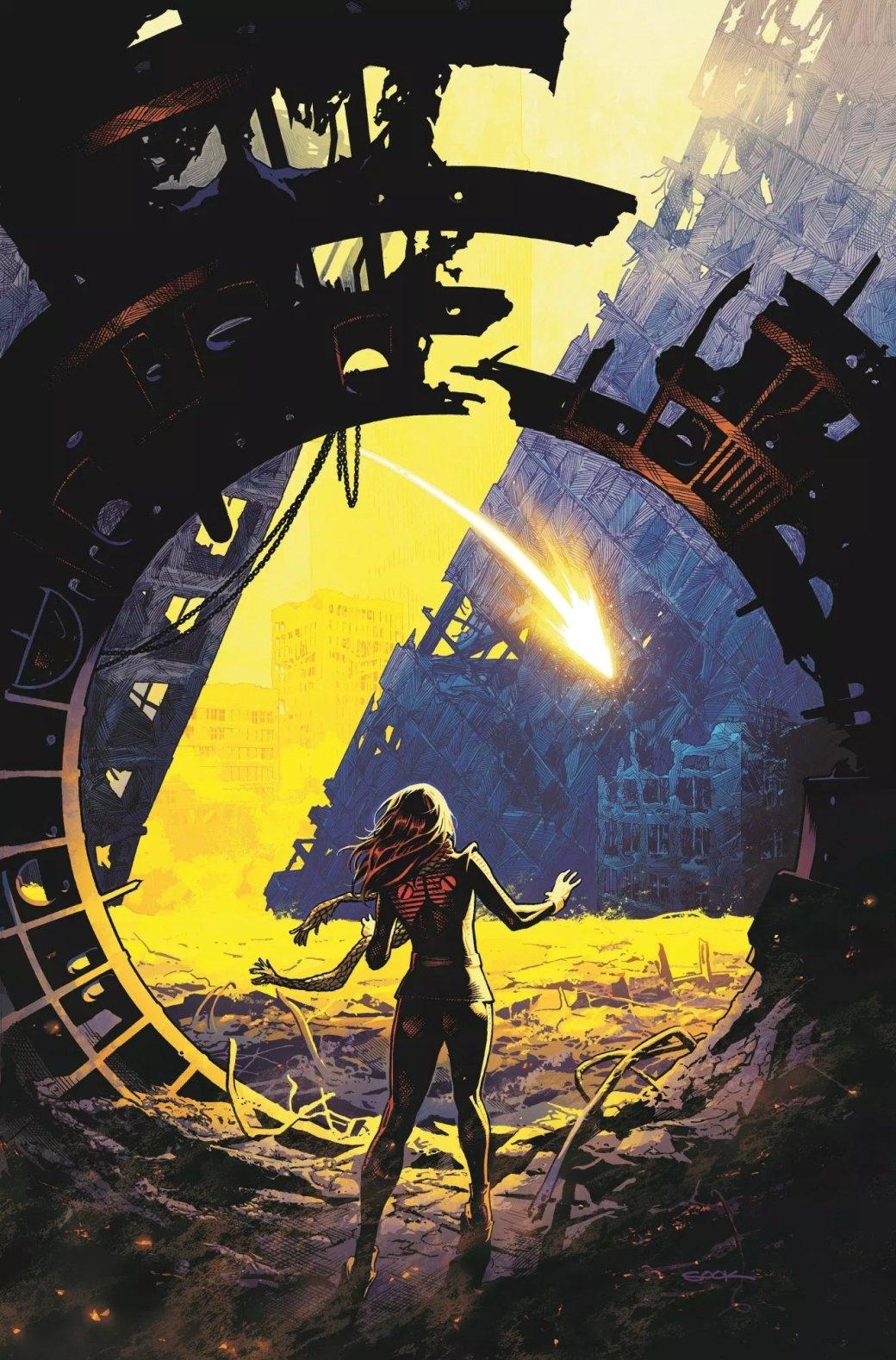 Легион супергероев возвращается вDC— начнется история сразличных вариантов будущего | Канобу - Изображение 0