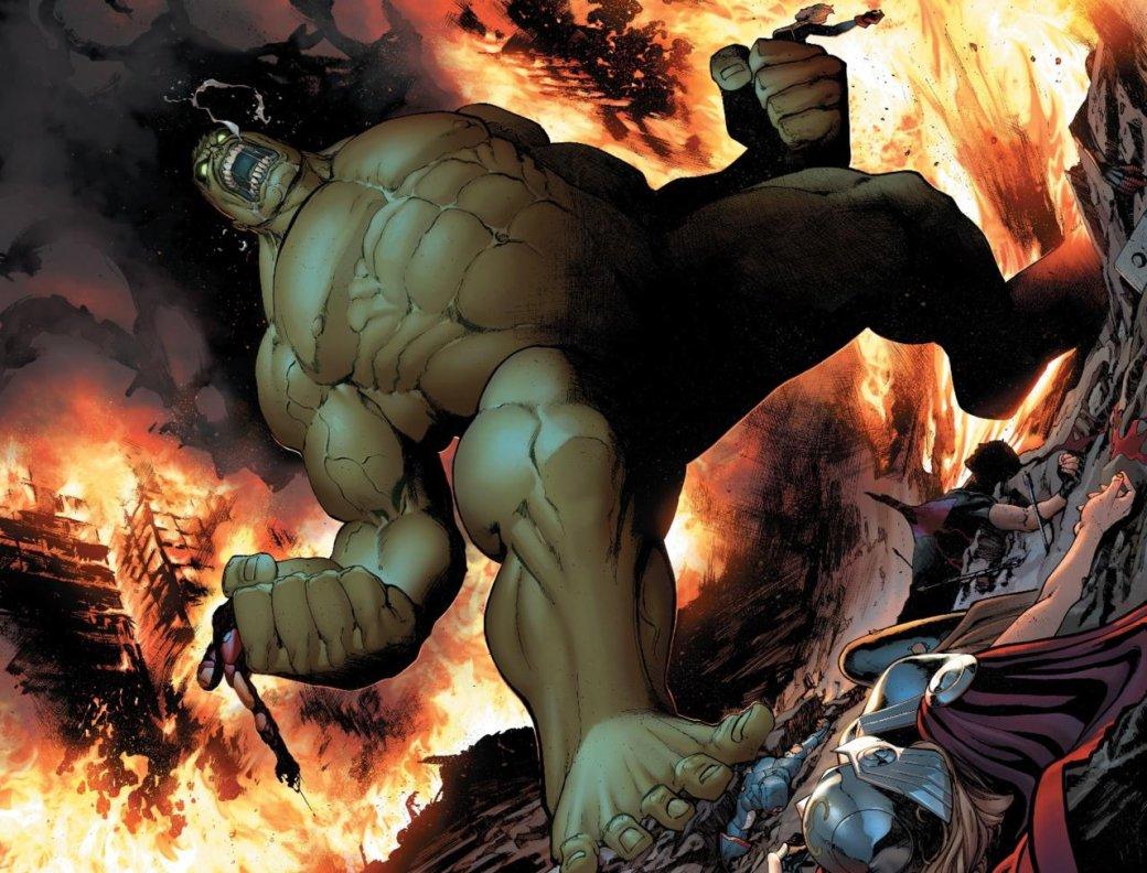 Marvel убила одного из классических Мстителей, возможно, навсегда | Канобу - Изображение 6994