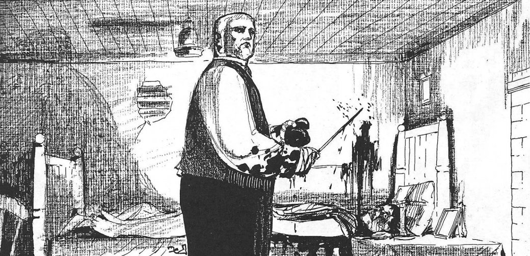 Изада: образ Джека Потрошителя виграх, кино, комиксах икнигах | Канобу - Изображение 3519