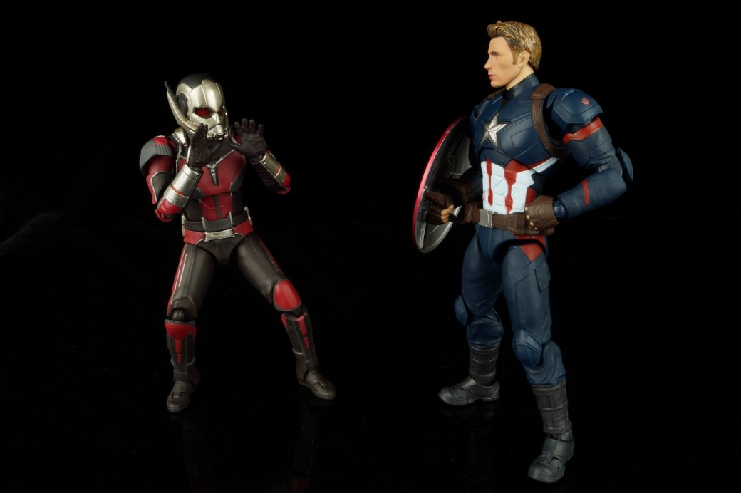 Оказывается, в«Человеке-муравье иОсе» мог появиться сам Капитан Америка. - Изображение 1
