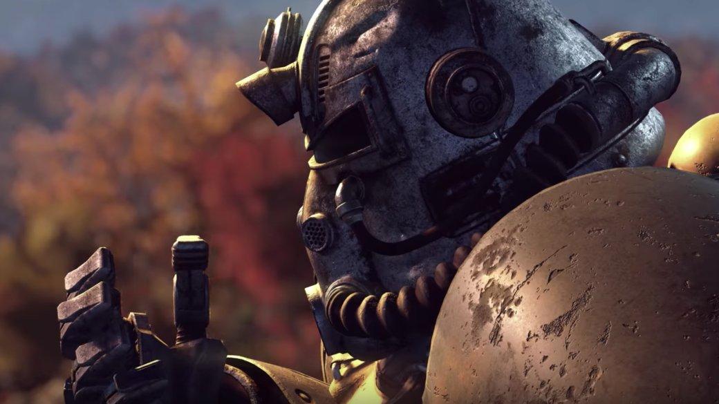 E3 2018. Первый геймплей Fallout 76 — не ММО, но с онлайном | Канобу - Изображение 5547