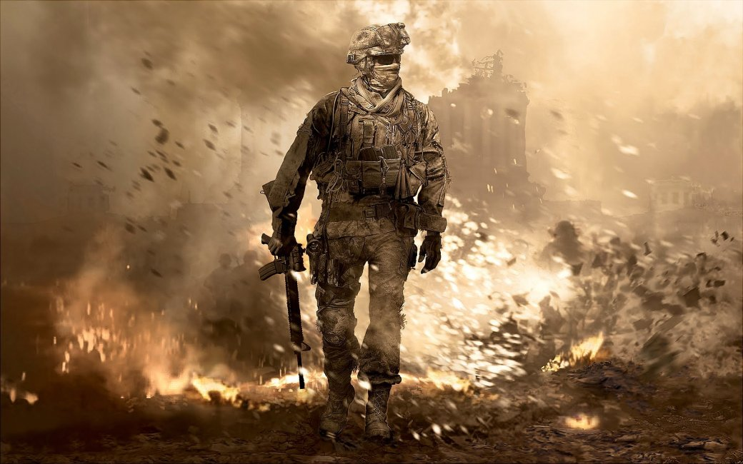 Call of Duty. Серёжкино мнение. | Канобу - Изображение 9936