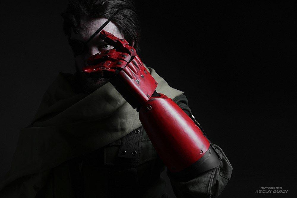 Косплей дня: Веном Снейк из Metal Gear Solid 5: The Phantom Pain | Канобу - Изображение 390
