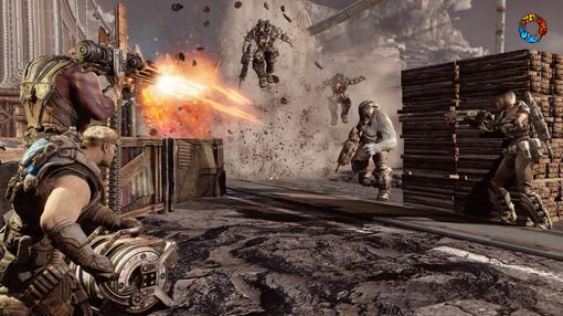 Рецензия на Gears of War 3 | Канобу - Изображение 6777