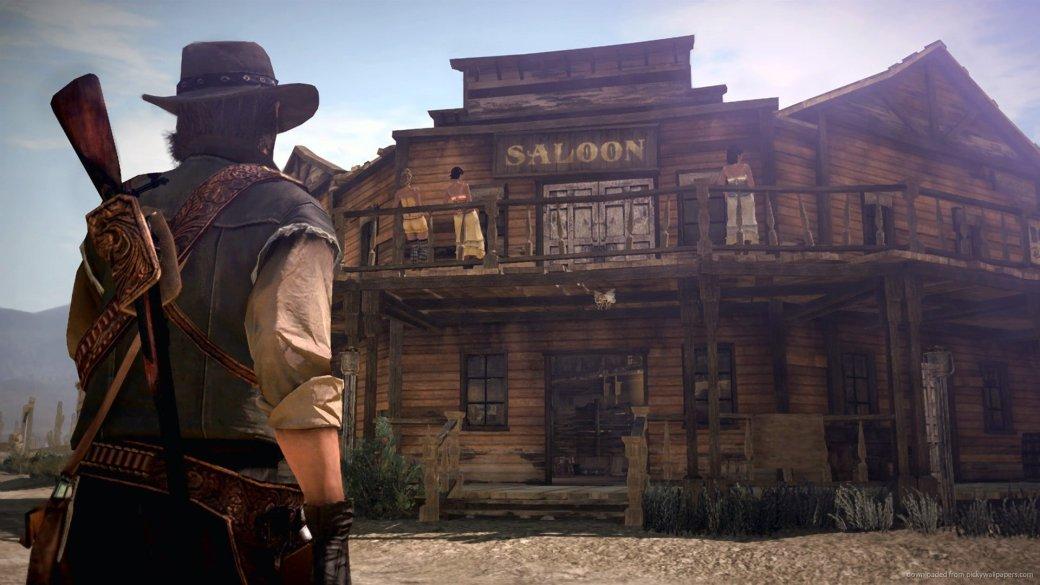 10 фактов о Red Dead, Red Dead Redemption и Red Dead Redemption 2, которые выдолжны знать  | Канобу - Изображение 6