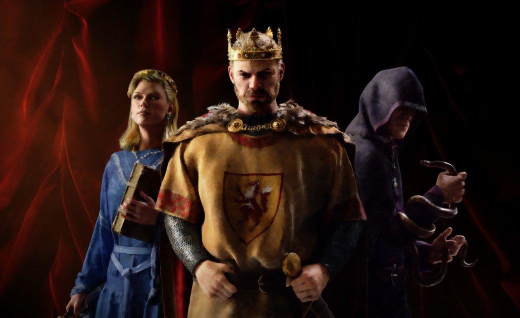 Впечатления отCrusader Kings 3— Средневековье, «игры престолов» иборьба свассалами   Канобу