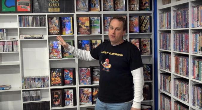 Владелец крупнейшей коллекции видеоигр считает, что журналисты украли у него девять экземпляров | Канобу - Изображение 1