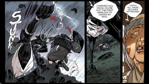 Комиксы: Okko | Канобу - Изображение 3