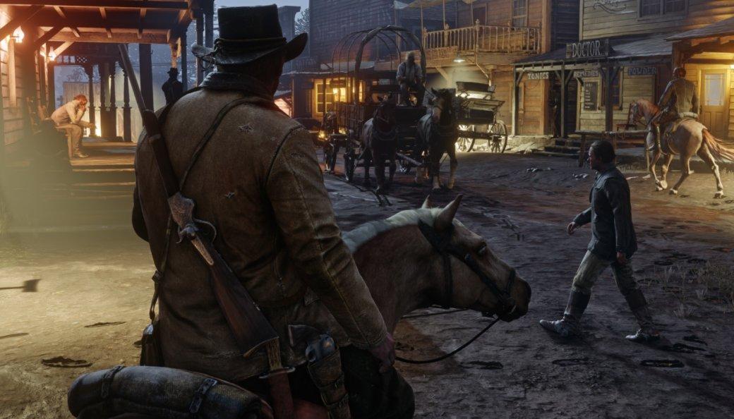 Хаб поRed Dead Redemption 2— обзор Red Dead Redemption 2, гайды по Red Dead Redemption 2 | Канобу - Изображение 45