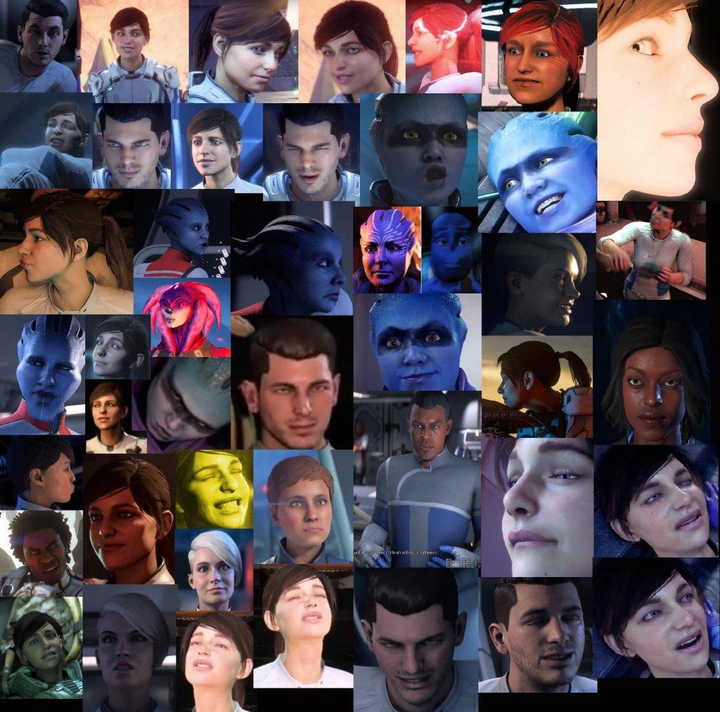 Как Mass Effect: Andromeda стала мемом, потом немного исправилась, новсем уже было плевать | Канобу - Изображение 4