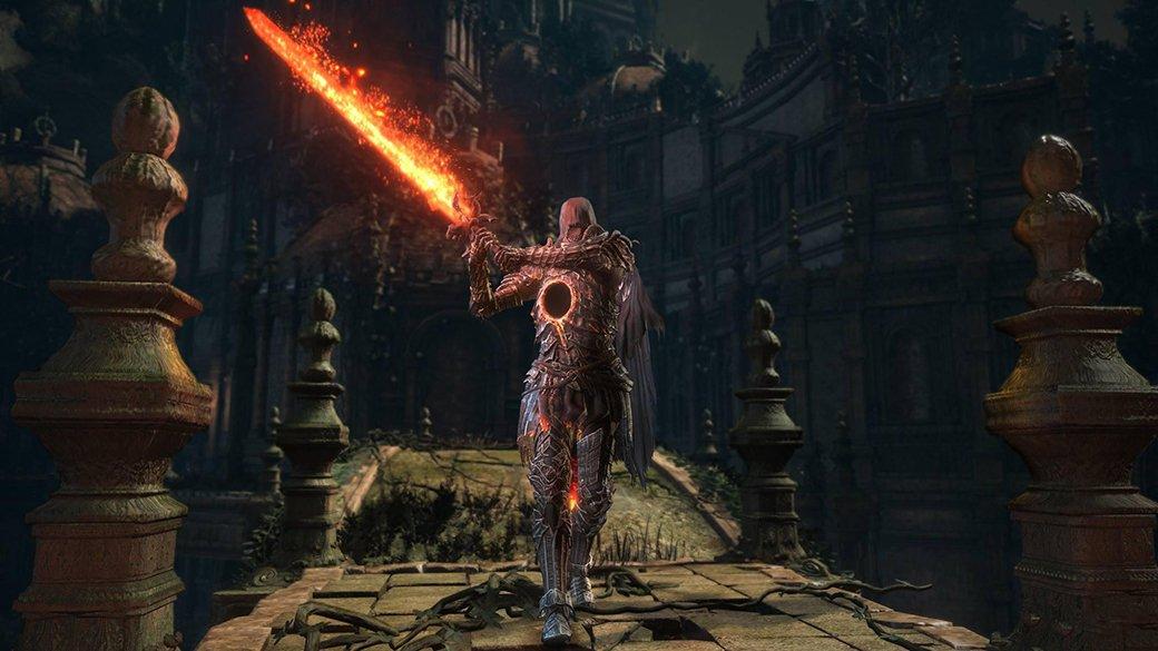 Рецензия на Dark Souls 3: The Ringed City | Канобу - Изображение 438