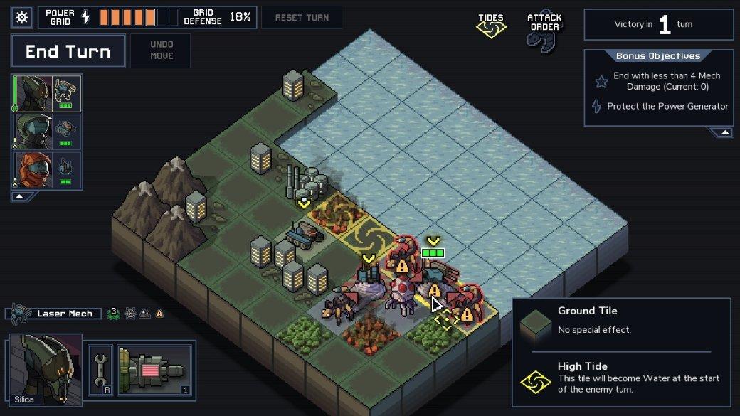 Рецензия на Into The Breach. Обзор игры - Изображение 4