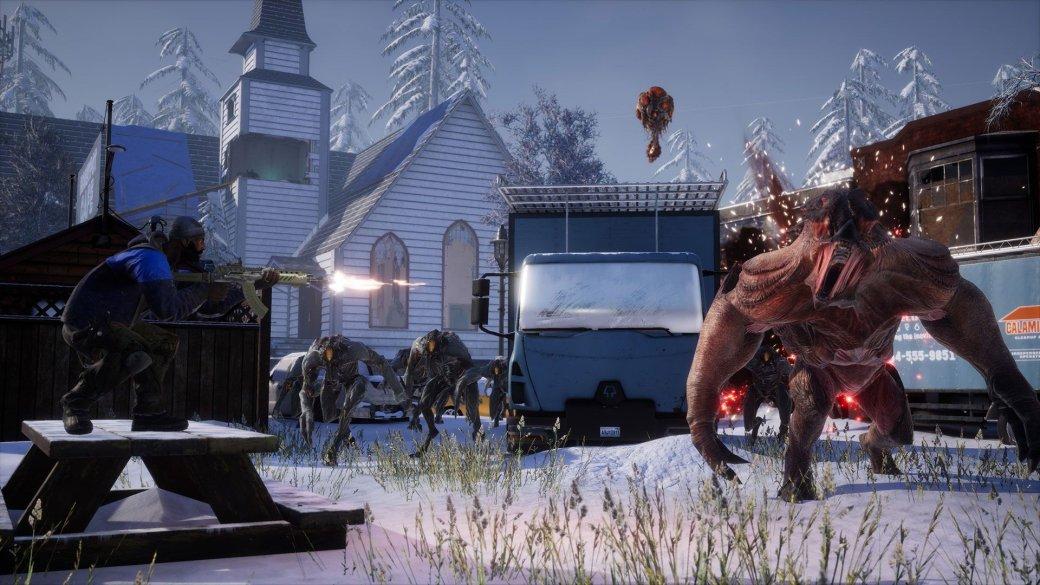 Мучительно ждете Left 4 Dead 3? Earthfall поможет продержаться еще пару недель | Канобу - Изображение 3188
