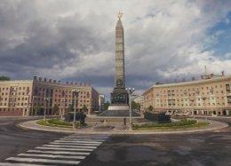 Разработчики World of Tanks презентовали новую карту «Минск»