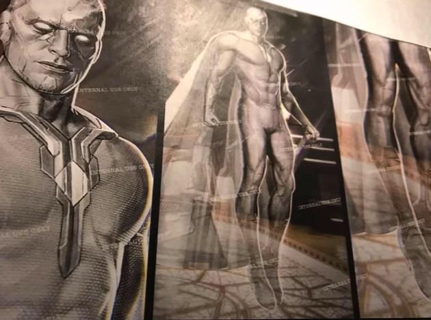Возможный арт «Мстителей 4» раскрывает новый дизайн крайне важного персонажа. - Изображение 2