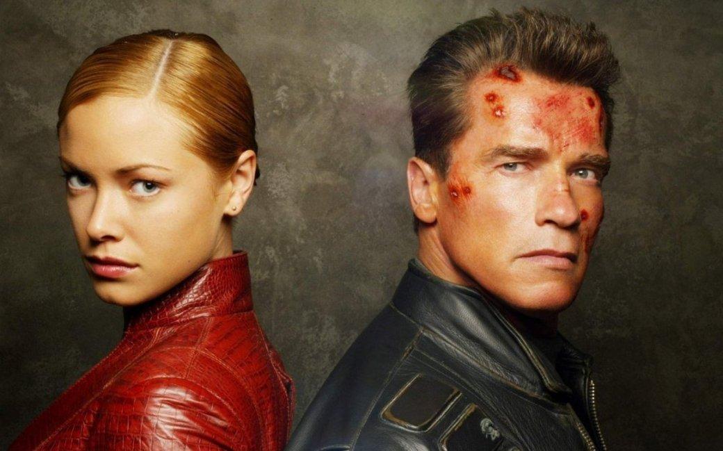 Все части Терминатора (кроме оригинальной дилогии) и сериал - обзор фильмов серии Terminator   Канобу