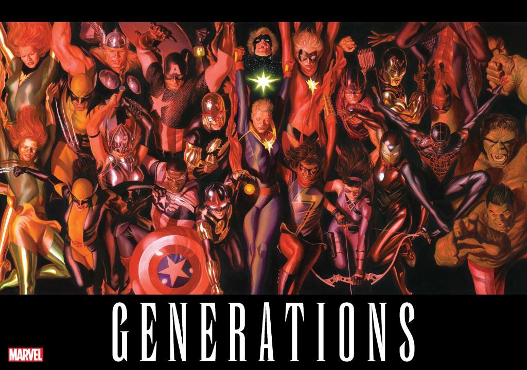 Новый тизер Marvel намекает на встречу новых и старых супергероев? | Канобу - Изображение 4475