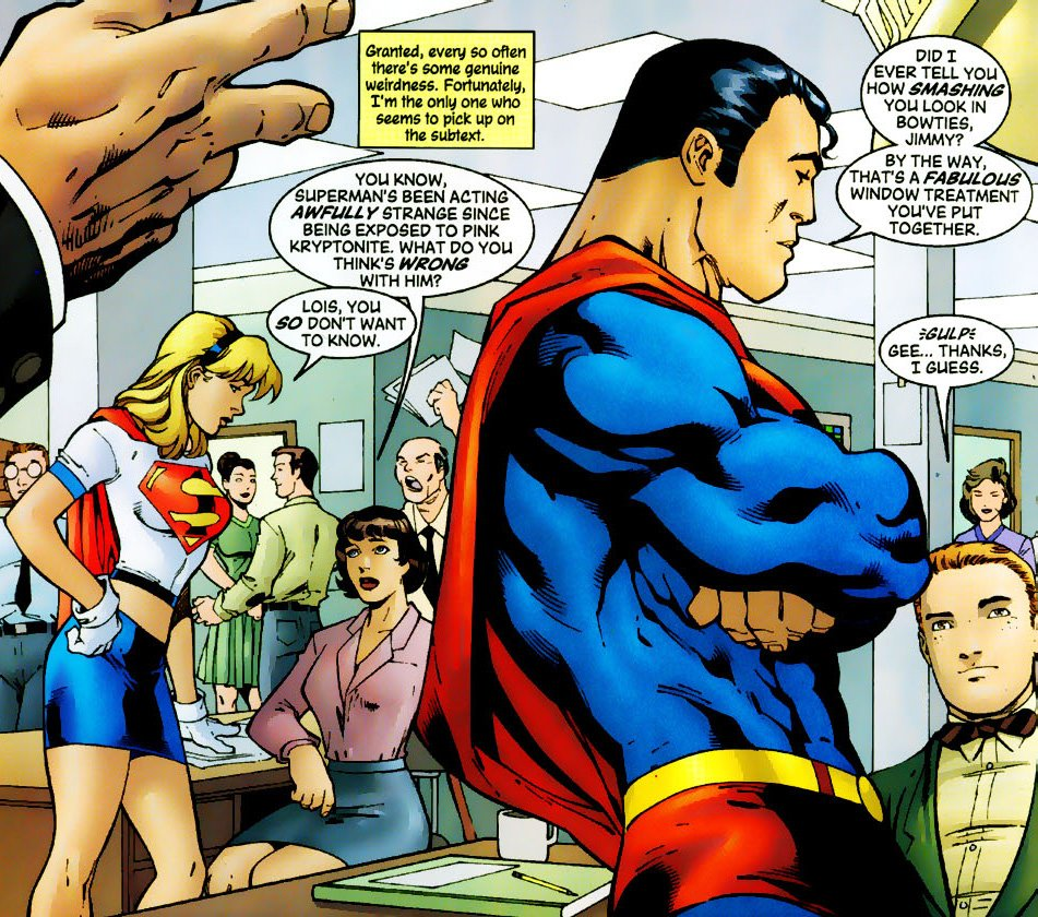 Тест Канобу: самые безумные факты о супергероях | Канобу - Изображение 19