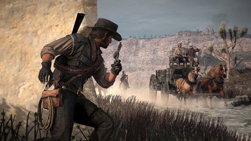 10 фактов о Red Dead, Red Dead Redemption и Red Dead Redemption 2, которые выдолжны знать  | Канобу - Изображение 853