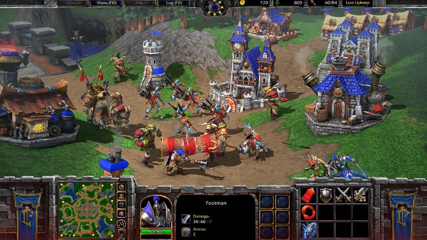 Ремастер WarCraft III официально анонсирован— наконец-то | Канобу - Изображение 4