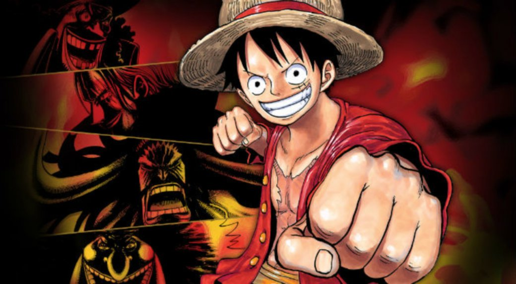 Автор One Piece говорит, что его манга закончена на 80%. Но стоит ли верить?