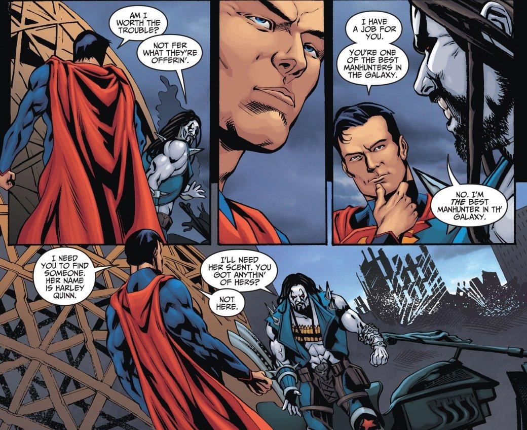 Что происходило во вселенной Injustice до событий первой игры. Часть 1 | Канобу - Изображение 12529