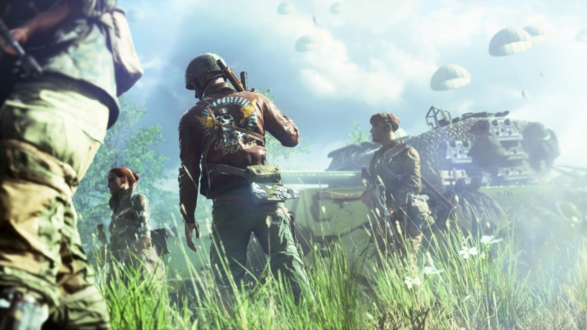 Разработчики Battlefield V запретили писать в чате словосочетание «white man» | Канобу - Изображение 1