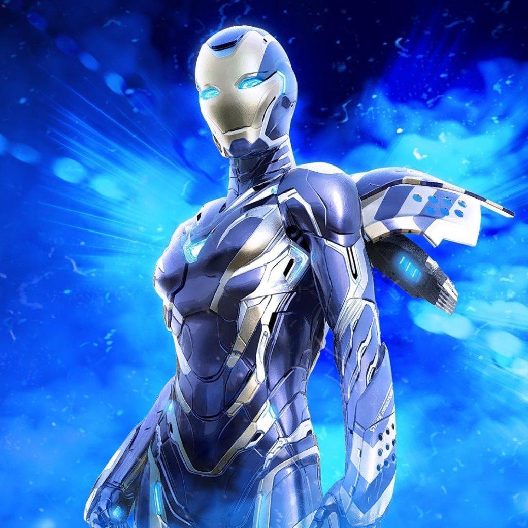 Новое официальное промо «Мстителей: Финал» позволяет лучше рассмотреть броню Пеппер Поттс | Канобу - Изображение 10219