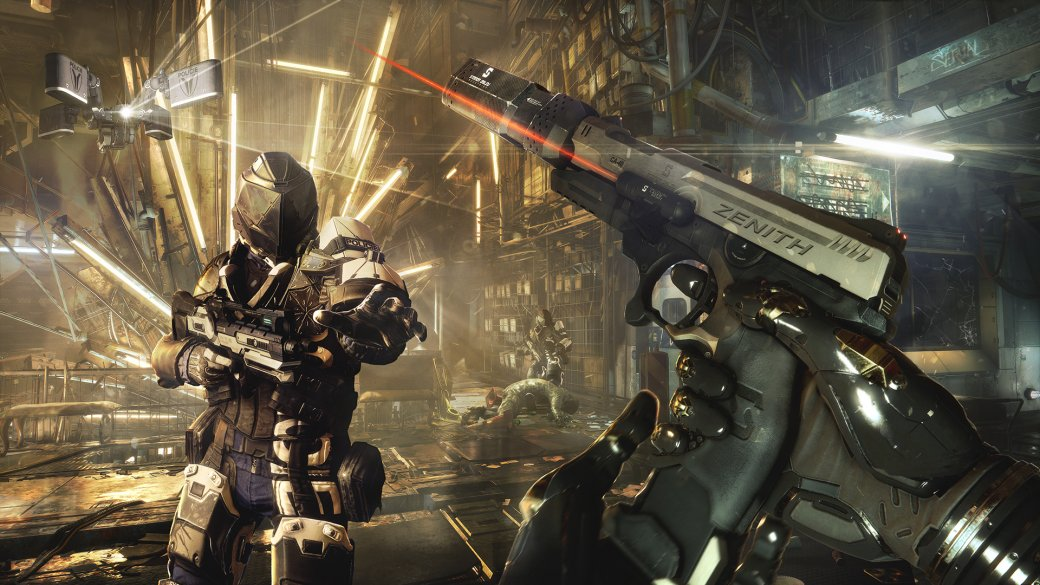 Топ-10 «иммерсив симов»— BioShock, Dishonored, Deus Exидругие | Канобу - Изображение 2